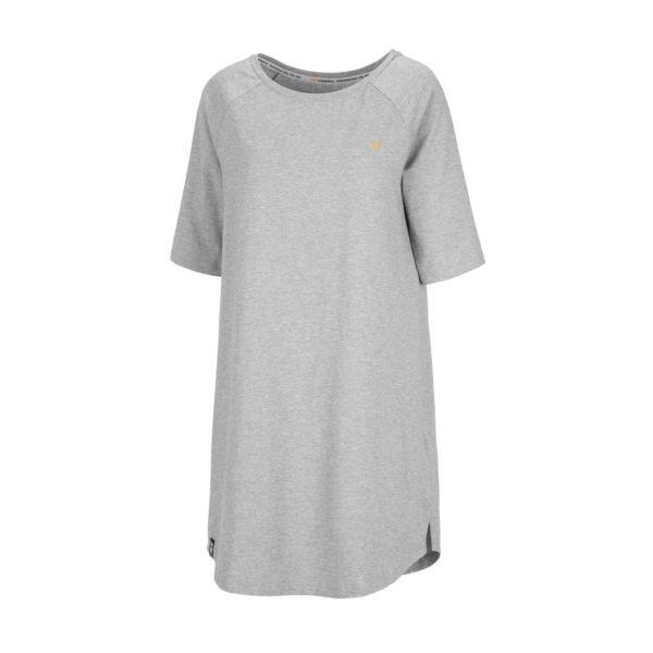 Yume Damenshirt grau-melange